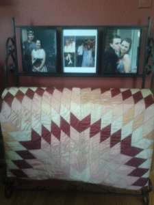 Bernard's Wedding Quilt