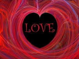 love fractal heart