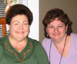 Barb & Mom pic