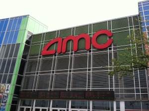 AMC theatre - 2 older ladies